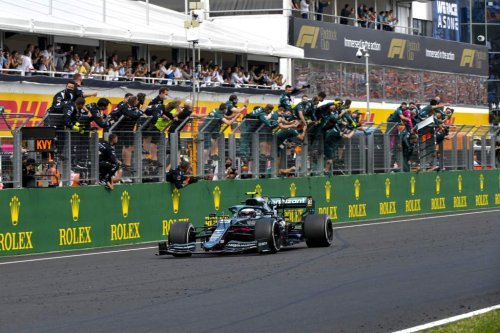 Vettel stripped of second place finish in Hungarian GP - The Race