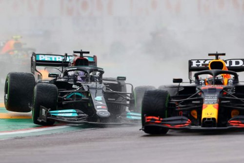 Imola drama overshadowed Verstappen's big statement - The Race