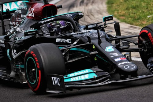Hamilton heads Mercedes 1-2 in Hungarian GP qualifying - The Race