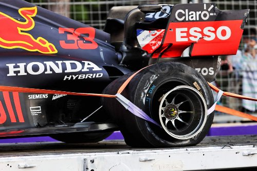 Pirelli reveals cause of Baku F1 blowouts - and it's not debris - The Race