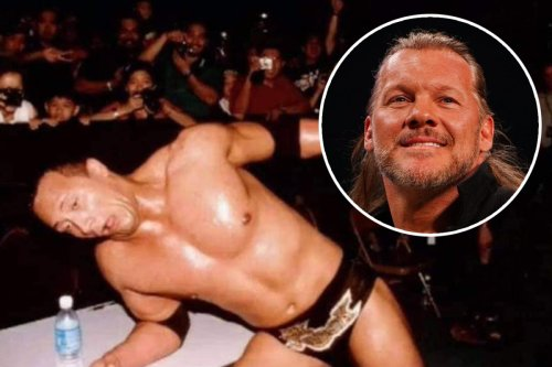 Jericho used photographer's camera to take hilarious snap of The Rock mid-match