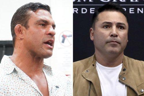 De La Hoya vs ex-UFC champ Vitor Belfort exhibition bout confirmed for September
