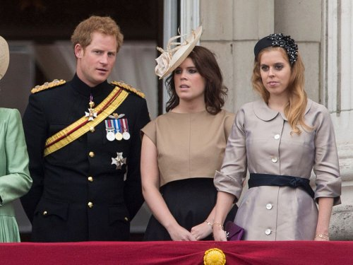 Eugenie & Beatrice 'stunned' by Harry's tell-all book despite remaining close