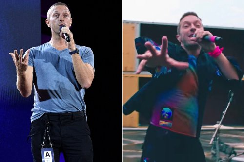 Coldplay's Chris Martin accused of stealing £30 on 1st day working in shop