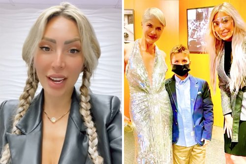 Teen Mom fans confused as Farrah poses with Selma Blair on red carpet