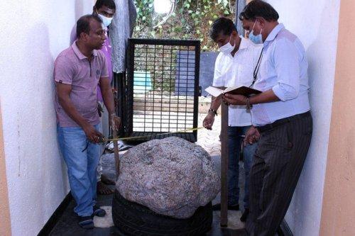 World's largest sapphire cluster worth £72million found in man's garden well