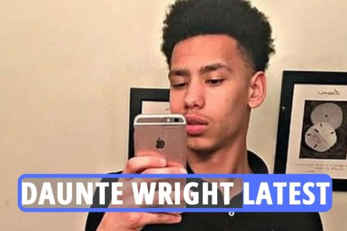 Riots after female cop kills Daunte Wright, 20 'after mistaking gun for Taser'