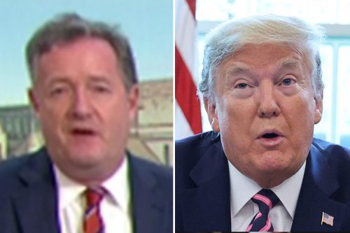 Ex-friend Piers Morgan slams Donald Trump's 'mad coronavirus theories' and says it could cost him the election
