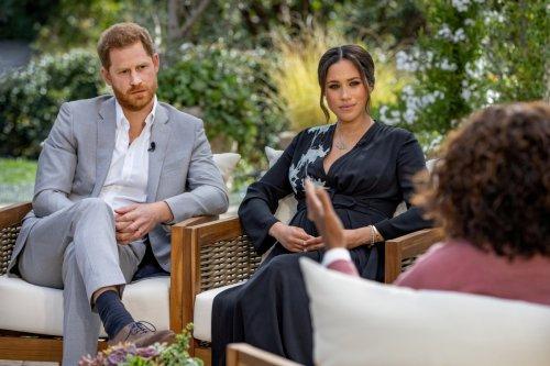 Harry & Meg 'vicious & self-serving' after Oprah chat, says royal biographer