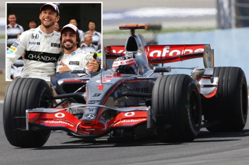 Alonso would purposely RETIRE if he was behind in race at McLaren, claims Button