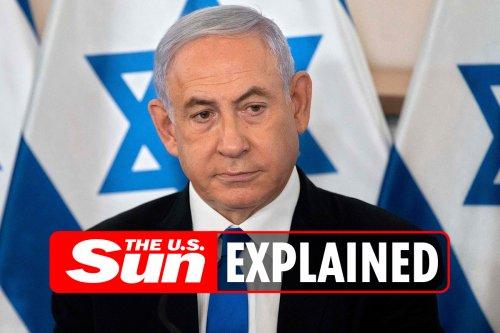 What happened to Israeli Prime Minister Benjamin Netanyahu?