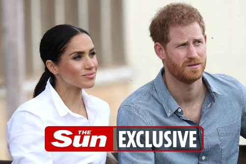 Meghan & Harry cut ANOTHER tie with UK as they dissolve Sussex Royal