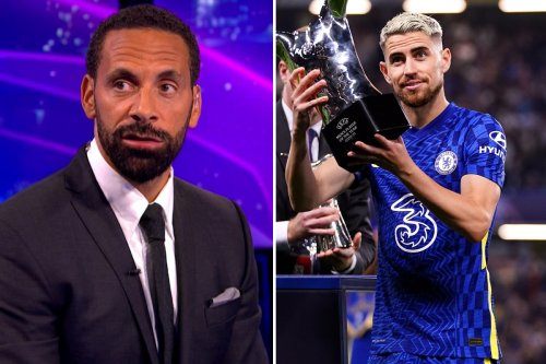 Jorginho trolls Rio by sharing clip of pundit saying he 'couldn't run or defend'