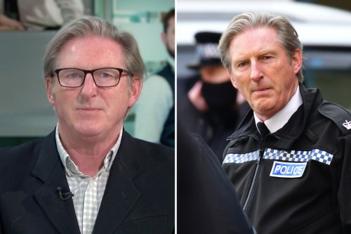 Line of Duty's Adrian Dunbar reveals inspiration behind Hastings' iconic lines