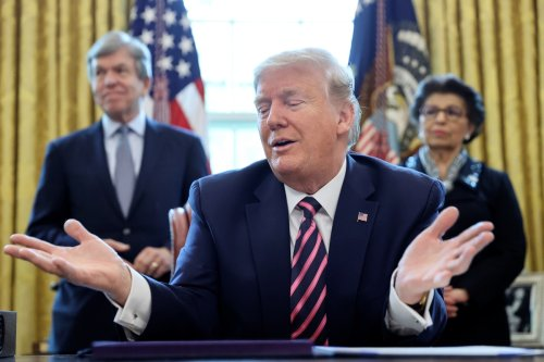 Trump blames Dems for 'lateness' of $600 enhanced unemployment checks as 26 million Americans are out of work