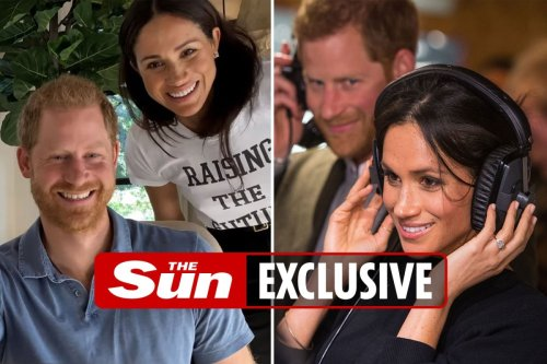 Meghan & Harry release 35 minutes of Spotify show in six months after £18m deal