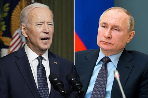 Biden 'preparing sanctions against Russia including BANISHING officials from US'