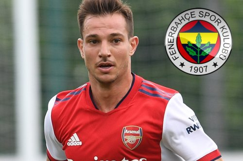 Arsenal's Soares wanted by Fenerbahce & is out of boss Arteta's first-team plans