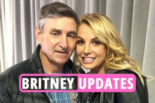 Britney 'to finally reveal anger at dad Jamie who controlled her life for years'