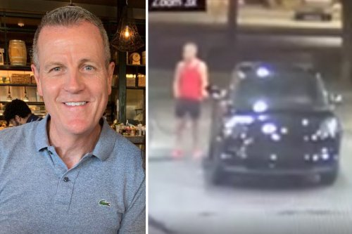 Missing executive James Alan White who disappeared after leaving the gym & filling his Porsche with gas is found dead