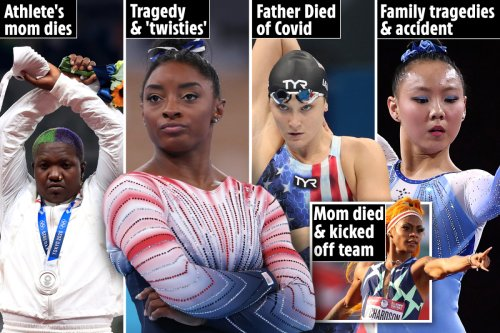 How Team USA has been dogged by tragedies & hardships at Tokyo Olympics
