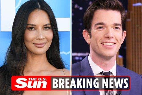 John Mulaney is 'dating Olivia Munn' just days after news he's divorcing wife