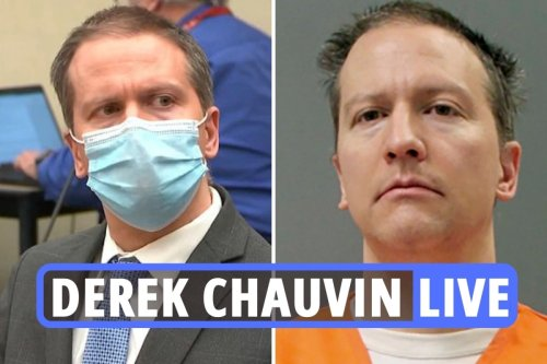 Derek Chauvin 'looked sociopathic in court and still seems defiant over murder'