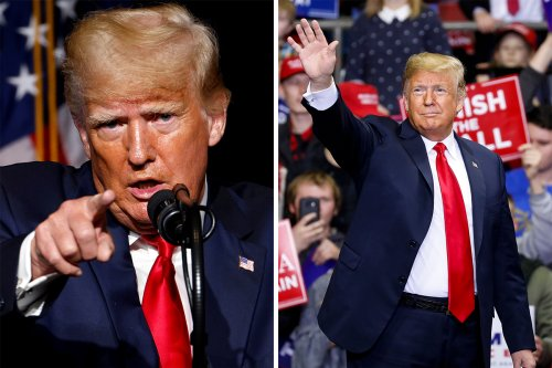 Trump has 'NOT conceded' 2020 election and teases 2024 presidential run