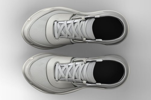 World's first 'computer generated' sneaker unveiled by Snapchat