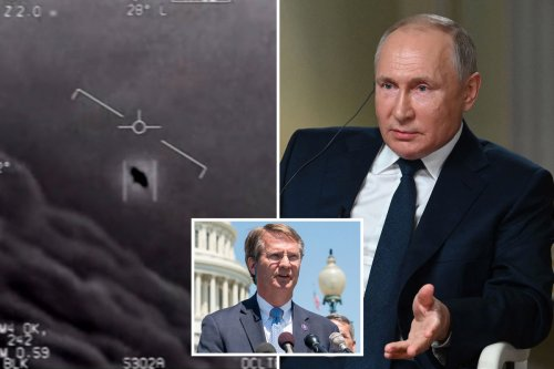 Congress given Pentagon UFO report TODAY - as Rep says they ARE aliens