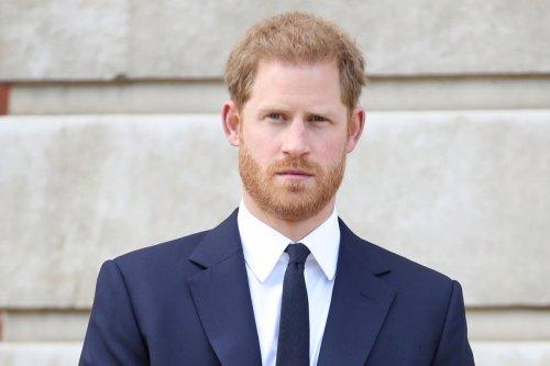 Prince Harry now uses American slang — saying 'highway' instead of motorway