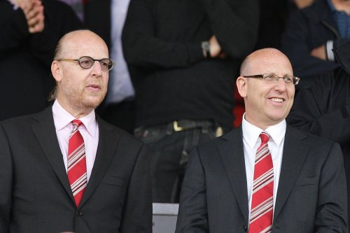 Man Utd confirm Glazers have sold £117m worth of shares now owning 69% of club