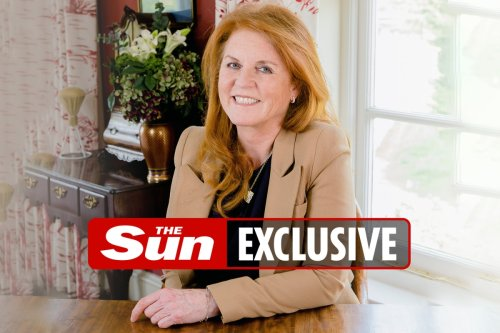 I've been luckiest girl alive to have married a prince, says Sarah Ferguson