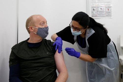 More than 10 million people in UK have received two Covid jabs