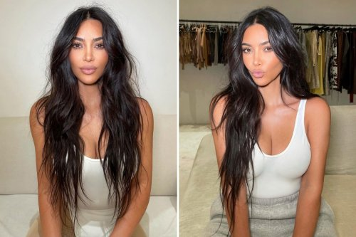 Kim Kardashian goes 'casual' in sweatpants after reuniting with ex Kanye West