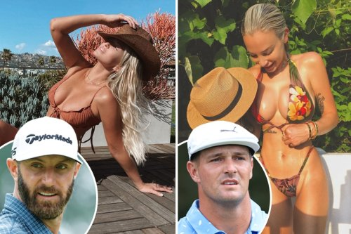 Meet the Ryder Cup Wags cheering on Europe & USA, from models to a star's caddy