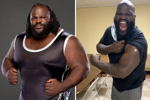 WWE legend Mark Henry has lost nearly SIX STONE as he targets shock return