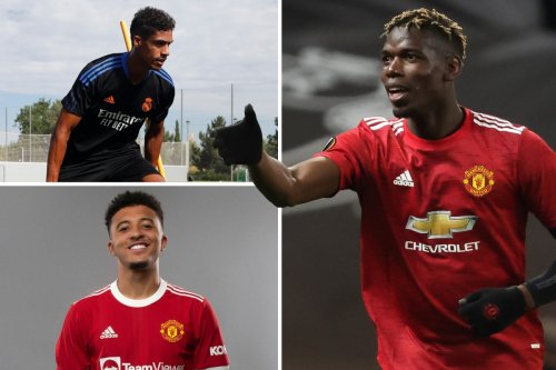 Pogba 'likes Sancho and Varane transfers and will delay contract decision'