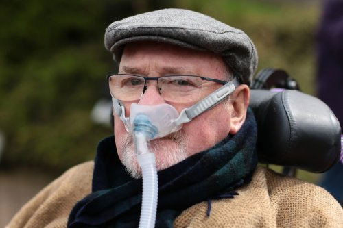 Assisted dying advocate who was terminally ill dies after removing ventilator