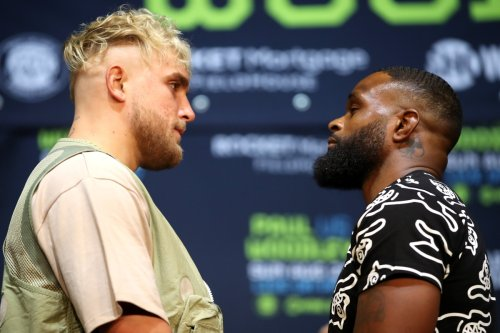 Jake Paul CONFIRMS McGregor 'money fight' talks but says Woodley is 'harder'