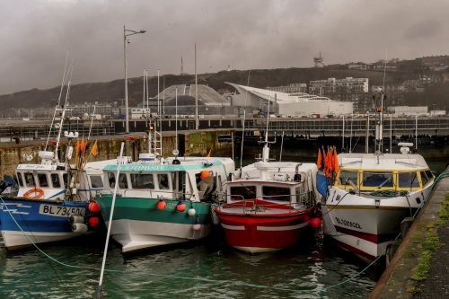 French fishermen to blockade port TONIGHT in protest at lost access to UK waters