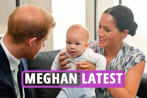 Meghan shares 1st photo of Lilibet... but only on Royals' private Whatsapp