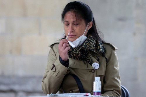 New 'hypersensitive' rapid test can tell if you have Covid or flu in 15 minutes