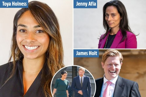 Harry & Meghan hired Nick Clegg's ex-aide & movie producer to win briefing war