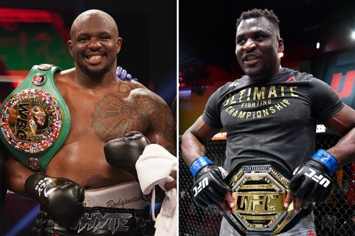 Whyte wants to make UFC switch to challenge Ngannou for heavyweight title