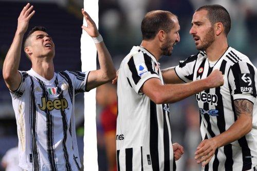 Ronaldo 'split Juventus dressing room' as former team-mates turn against star
