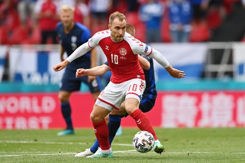 Denmark vs Finland LIVE: Follow all the latest from Euro 2020 clash