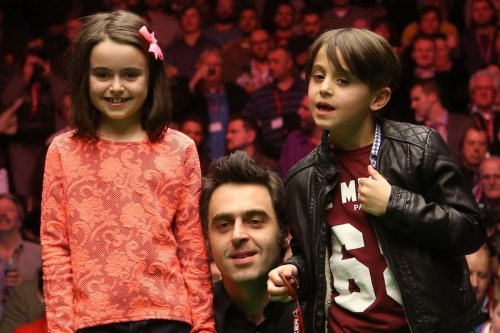 Ronnie O'Sullivan says he doesn't want kids to play 'waste of a life' snooker
