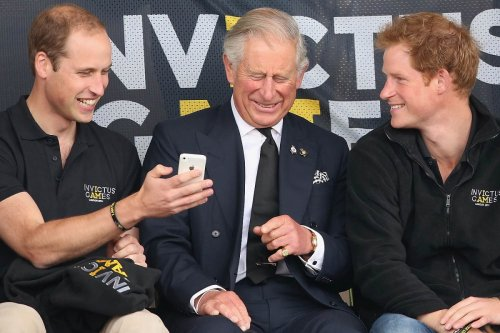 Charles 'desperate for reconciliation' with Harry but Will 'more cautious'