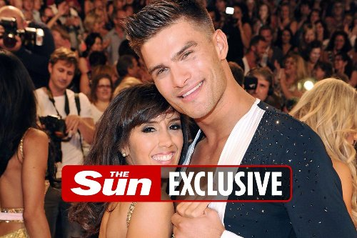We were hit by Strictly Curse…in reverse, say pros Janette and Aljaž